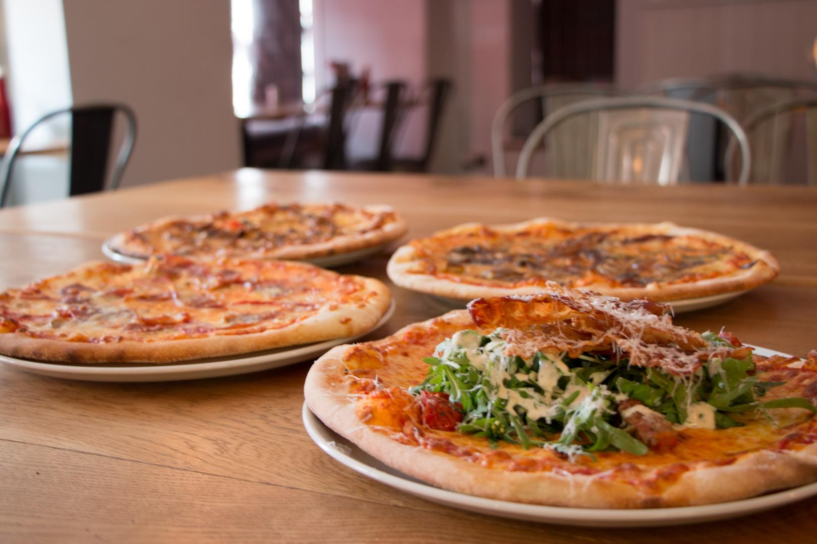 Places To Eat In Pembrokeshire Stonebaked Pizza Handmade
